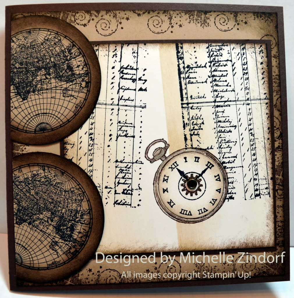 The Open Sea Stampin Up