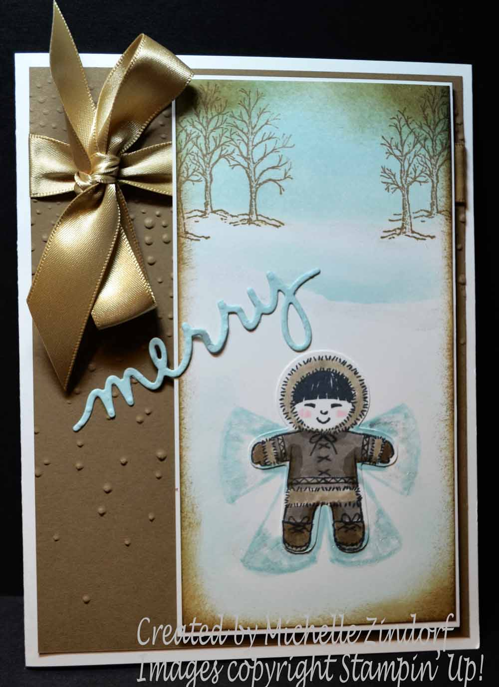 Stampin' Up! Cookie-Cutter Christmas |