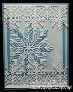 Lacey Snowflake