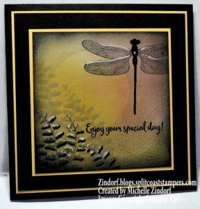 Dragonfly Birthday